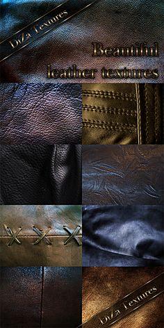 leather textures by DiZa-74.deviantart.com on @DeviantArt