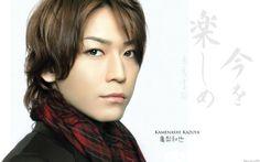 Fonds d'écran Célébrités Homme > Fonds d'écran Kamenashi Kazuya Kamenashi Kazuya par sandrine39 - Hebus.com