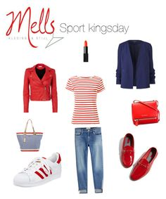 """Sport kingsday"" by melanie-hegeman on Polyvore featuring Frame, Maison Labiche, IRO, adidas, Topshop, Givenchy, Lilly Pulitzer and NARS Cosmetics"