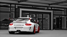 Porsche 997 GT3 RS Mk2 Wallpaper HD