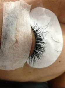 How to Care For Lash Extensions, tips from an Esthetician and JB lash artist.