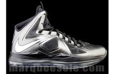 """Nike LeBron X """"Blackout"""""""