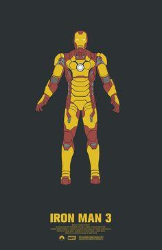 Iron Man 3 by Nick Morrison