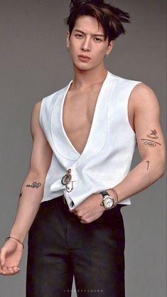 Jackson Wang, Got7 Jackson, Youngjae, Yugyeom, Girls Girls Girls, Hommes Sexy, Celebs, Celebrities, Asian Men