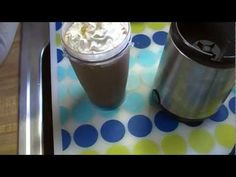 Iced Blended Almond Joy, Coffee House Favorite: Noreen's Kitchen