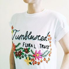 "tumbleweed floral truck on Instagram: ""the coolest of the cool. the amazingly…"