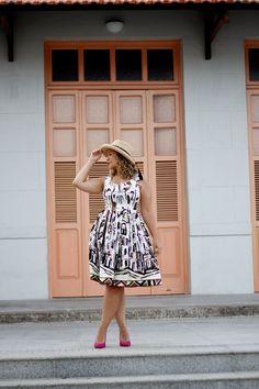 Look do dia: Coleção Havana Kate Spade ♥