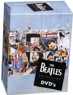 The Beatles Anthology [DVD] [1995]: Amazon.co.uk: The Beatles, Paul McCartney, George Harrison, Ringo Starr, Neil Aspinall, George Martin, D...