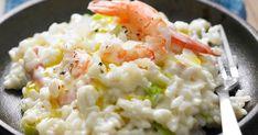 Ce délicieux risotto aux crevettes, au lait de coco, parsemé de citron est la preuveque l'on peut se faire réellement plaisir sans pour autant manger un plat ultra-calorique. Vous la...