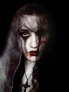 Dark .. goth..