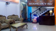Huong Duy Hotel is located in Da Nang just 150 metres from Han River and 2 km from Pham Van Dong public beach. The hotel provides a relaxing stay in bright and comfortable rooms equipped with hot shower facilities and free WiFi access. The rooms are simply decorated and fitted with freshly laundered beddings. They will provide you with a flat-screen TV, air conditioning and a minibar.