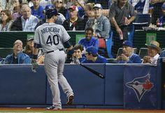 J. P. Arencibia Photos - Tampa Bay Rays v Toronto Blue Jays - Zimbio