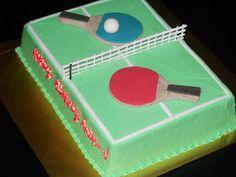 MyPu3 Cake House: Ping Pong Cake