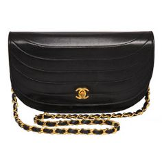 Vintage Chanel Demi Shoulder Bag