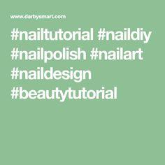 #nailtutorial #naildiy #nailpolish #nailart #naildesign #beautytutorial