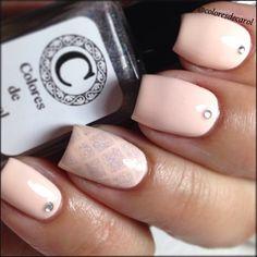 Instagram photo by coloresdecarol  #nail #nails #nailart