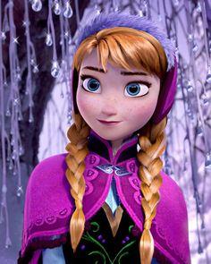 Anna Frozen, Disney Characters, Fictional Characters, Disney Princess, Ana Frozen, Fantasy Characters, Disney Princesses, Disney Princes