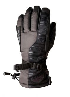 Raven Gloves Grey