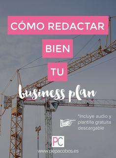 Descubre por qué es tan importante tener un plan de negocio que te guíe. Te cuento qué es, para qué sirve y cómo redactarlo. #businessplan #estrategias #venderonline
