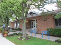 Love our busy library in Liverpool NY! Stop in if you are in the CNY area!