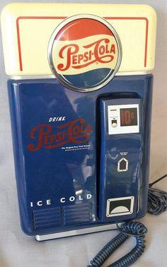 Retro Pepsi Vending Fridge Amazon Com Vintage Style