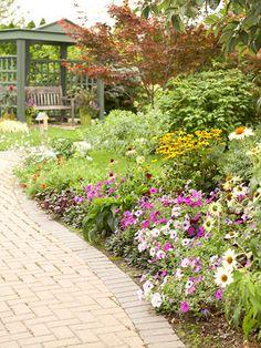Flower Garden Ideas for Your Landscape