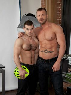 Abele Place and Austin Wolf