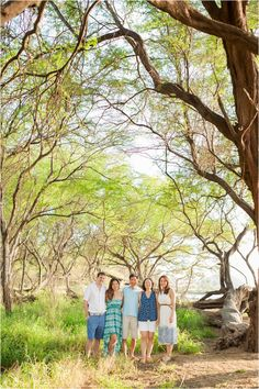 Family in the forest. #mauifamilyphotographer #hawaiiphotographer #mauivacationportraits #mauiphotographer #family #ohana