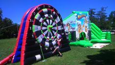 Choose from variety of commercial grade inflatable games, bouncy castles and inflatable slides. Inflatable Bounce House, Inflatable Slide, Logo Shapes, Bouncy Castle, Indoor Playground, Central Europe, Design Your Own, Castles, Playroom