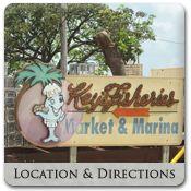 Keys Fishery Market and Marina-Restaurant Info/Recipes/Wholesale-restaurant location link