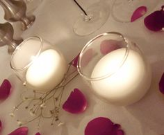Fill your wedding or event with natural candle lights. Add a touch of romance and create the perfect atmosphere with our Roly - Poly soy wax candles. Color the wax and add fragrance to match your event.