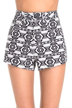 short boxer estampa geométrico | Dress to