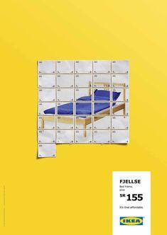 Clever IKEA New Ad Campaign – Fubiz Media