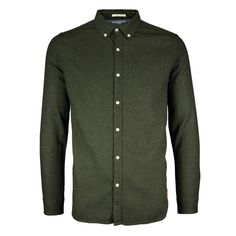 JC Rags Olive shirt
