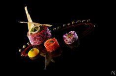 Visions Gourmandes » Tartare de viande Tartare meat Carne a la tártara