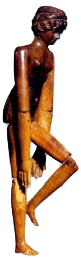 Ivory doll belonging to Crepereia Tryphana, found at grave site. Artist Mannequin, Collections D'objets, Construction Images, Children Play, Indigenous Art, Native Art, Ivoire, Antiquities, Old Toys