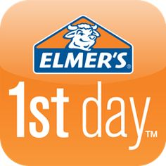 Elmer's 1st Day FREE photo-sharing app