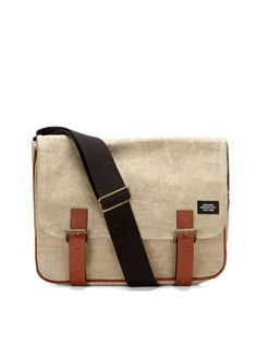 Jack spade  Messenger Bag.. So much to love about their stuff
