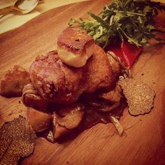 Not to be missed...Duck confit and foie gras! #eatdrinkkl