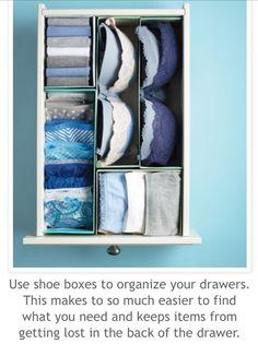 Organize those socks!