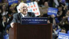 Bernie Sanders to Speak at Vatican City About Social Justice