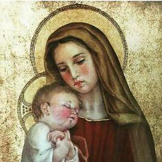 Madonna & Child Jesus