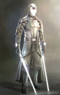 TFU Concept for Jedi/Sith