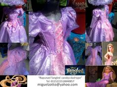 Rapunzel+Tangled+Barbie+Disney+princess+by+miguelzottoyahoocom,+$90.00