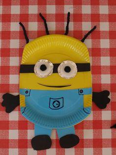 Minions+zijn+cool!+En+je+kunt+er+hele+leuke+dingen+mee+maken+samen+met+de+kinderen!+Bekijk+hier+de+leukste+minion+zelfmaak+ideetjes!