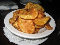 From the Jeff Eats Chicago Blog: the BBQ chips from Chicago q. Yum.