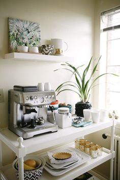 自宅カフェコーナーを作ろう。みんなのカフェコーナーのまとめ。 | iemo[イエモ]