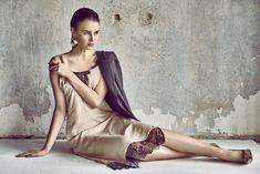 Photo Mateusz Bral    Stylist Nana Chomik    Hair Make-up Kasia Biały    Model Gabi \ D'Vision