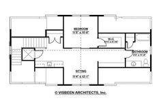 Country Style House Plan - 4 Beds 4.5 Baths 4852 Sq/Ft Plan #928-1 - Houseplans.com Lowcountry House Plans, Country Style House Plans, New House Plans, Low Country, Square Feet, Baths, The Hamptons, Beach House, New Homes