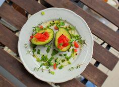 CYKORIA - awokado z pomidorem